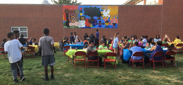 BW co-hosts Back-to-School BBQ & Popsicles
