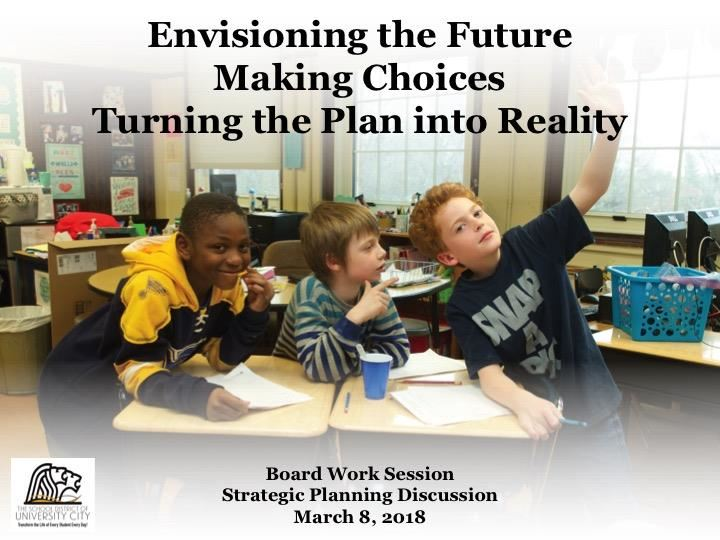 Strategic Planning March 8, 2018 presentation cover