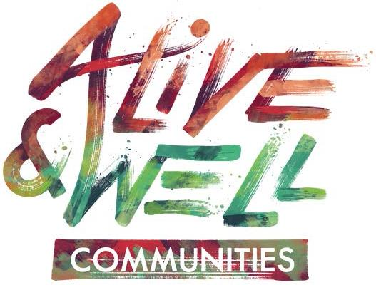 Alive and Well logo