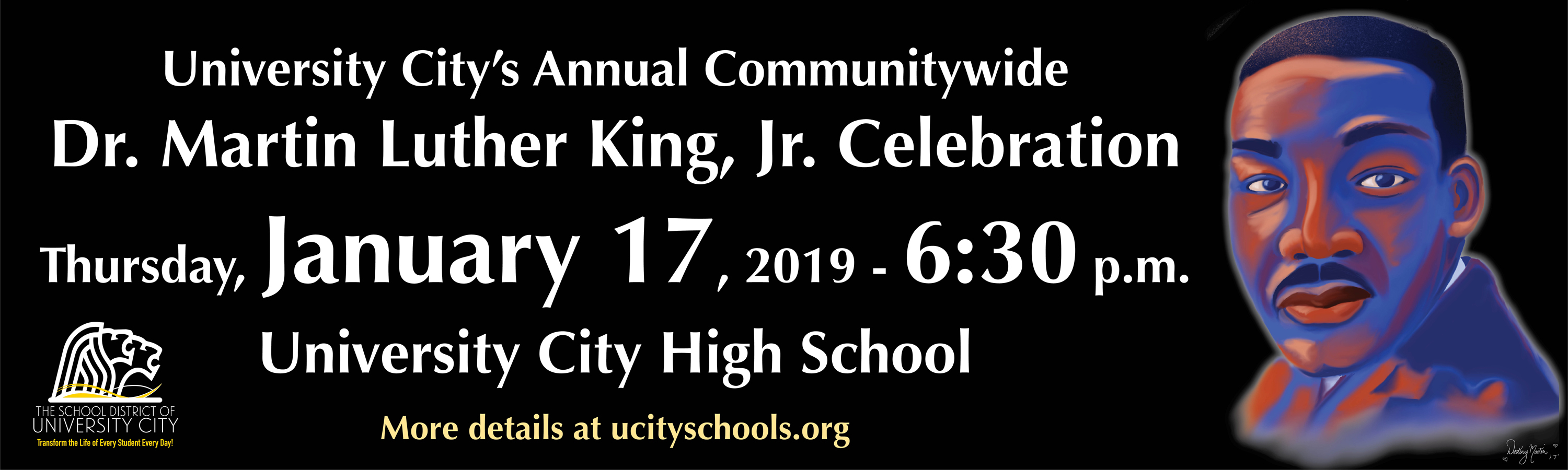 District Hosts 33rd Annual MLK Celebration