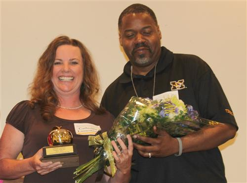 Past Teacher of the Year awardees