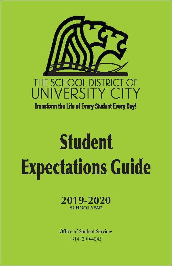 Student Expectations Guide