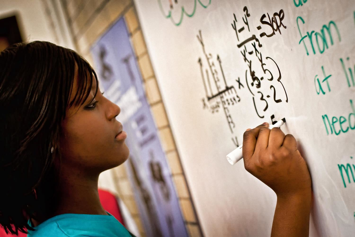 St. Louis Public Radio: Math314 Tries To Help Students Do More Than Memorize Math Equations